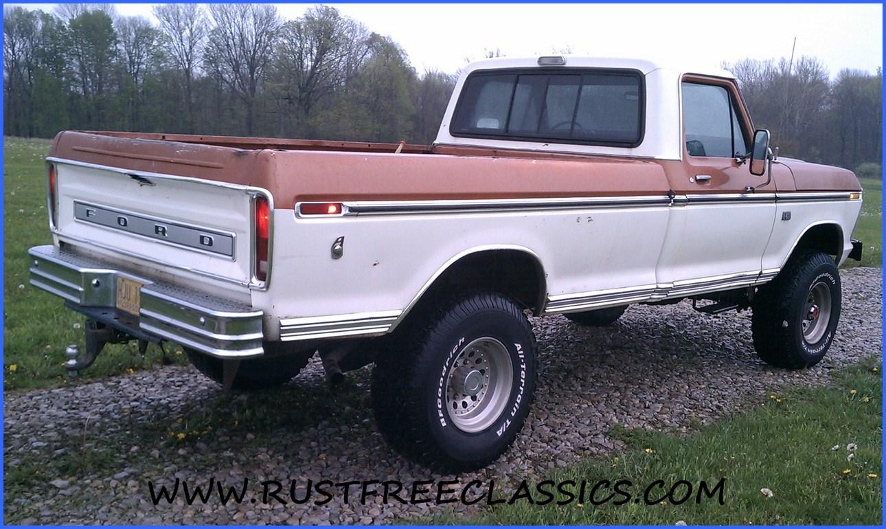 1976 Ford F250 Highboy Show Trucks For Sale.html   Autos Weblog